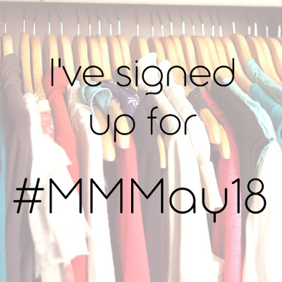 Me Made May logo: I've signed up for #MMMay18!
